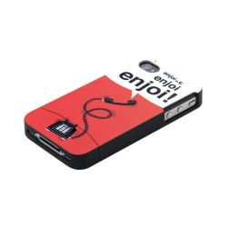 Enjoi Operator Edge Iphone 4/4S Incipio Case Red