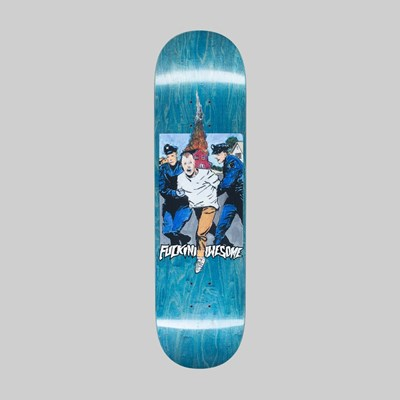 FUCKING AWESOME JASON DILL ARRESTED DECK 8.25