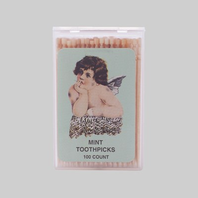 FUCKING AWESOME TOOTHPICKS MINT