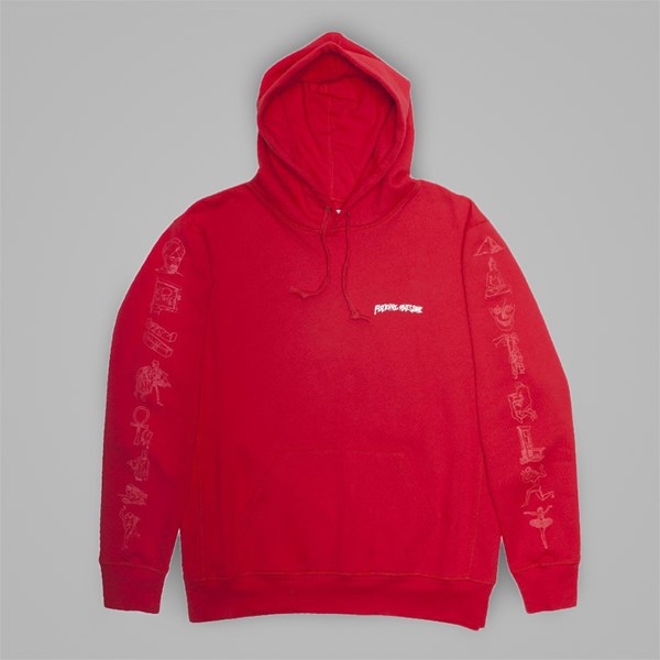 FUCKING AWESOME DICTIONARY PO HOOD RED