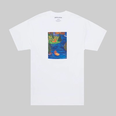 FUCKING AWESOME FLOATING BABY SS T-SHIRT WHITE