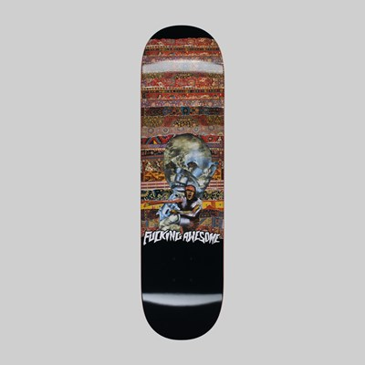 FUCKING AWESOME LOUIE LOPEZ RUG DECK 8.18