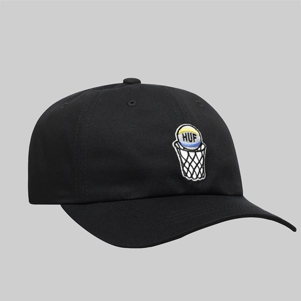 HUF UNGRATEFUL FOOLS CV HAT BLACK