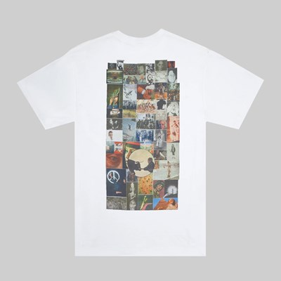 FUCKING AWESOME COLLAGE POCKET SS T-SHIRT WHITE