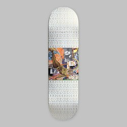 FUCKING AWESOME DILL GODDESS DECK 8.25""