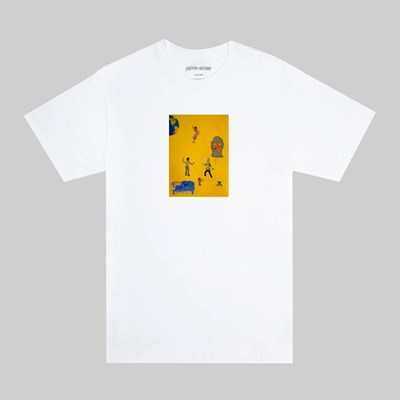 FUCKING AWESOME DILL WORLD SS T-SHIRT WHITE