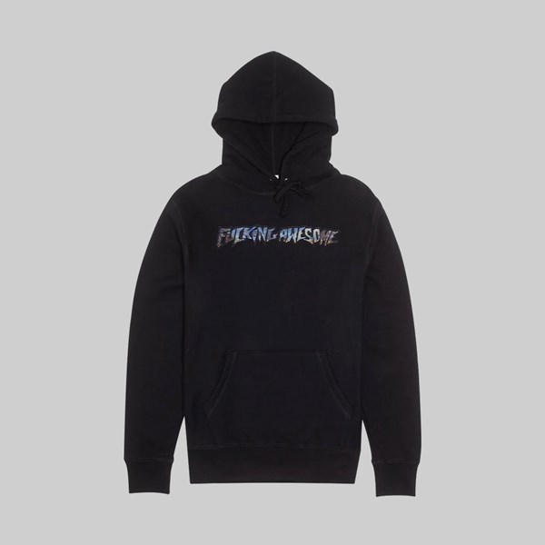 FUCKING AWESOME EXTINCTION PREMIUM HOOD BLACK