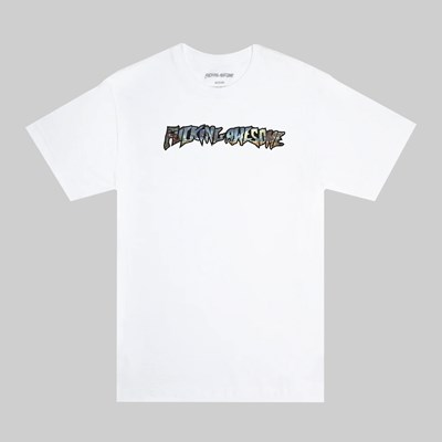 FUCKING AWESOME EXTINCTION SS T-SHIRT WHITE