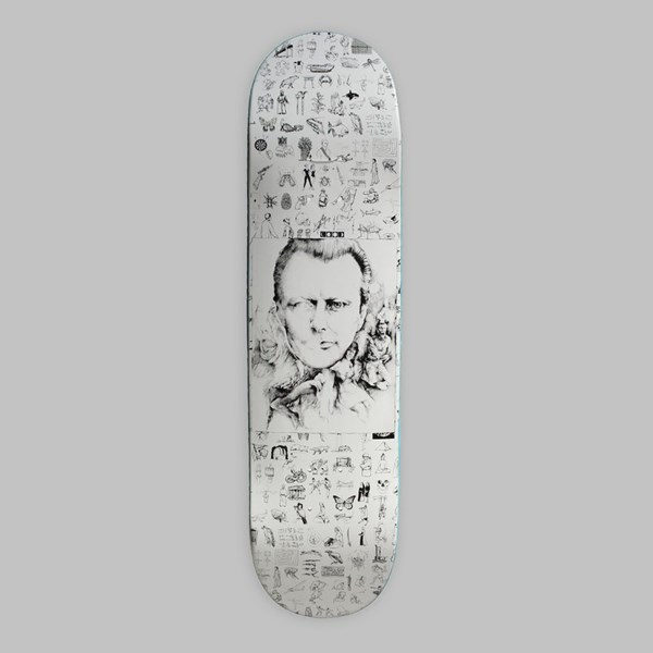 FUCKING AWESOME FATHER TERP DECK 8.18""