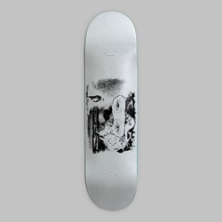 FUCKING AWESOME FIRE EYES TEAM DECK 8.38""