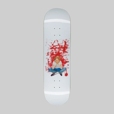 FUCKING AWESOME PAINTED DILL DECK 8.25""