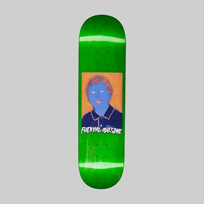 FUCKING AWESOME PAINTED ELIJAH DECK 8.25""