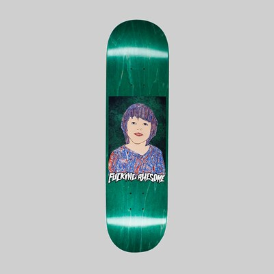 FUCKING AWESOME PAINTED SEAN PABLO DECK 8.38""