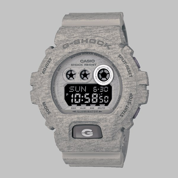 G SHOCK WATCH GD-X6900HT-8ER HEATHER PACK