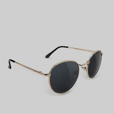 GLASSY RIDLEY SUNGLASSES GOLD