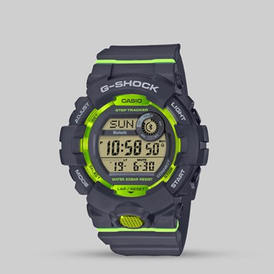 G SHOCK WATCH GBD-800-8ER DIGITAL BLE STEP-TRACKER