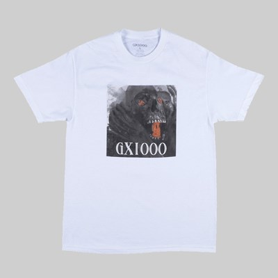 GX1000 KNIGHT STALKER SS T-SHIRT WHITE
