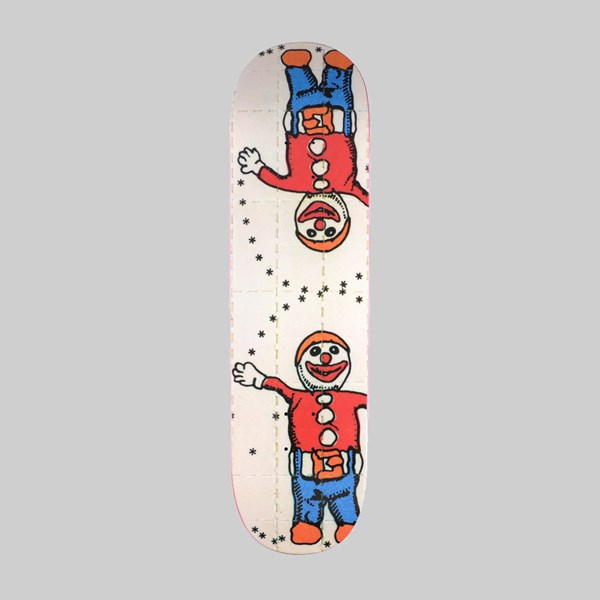 GX1000 SKATEBOARDS MR. BILL 1 DECK 8.25""