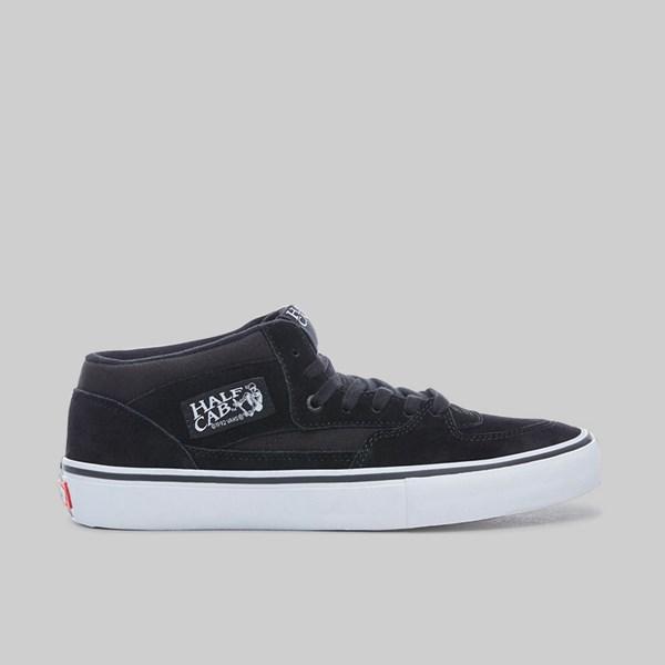VANS HALF CAB PRO 92' CROC BLACK PEWTER   VANS Footwear