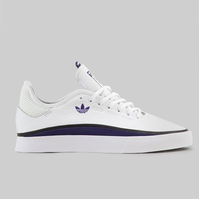 ADIDAS X HARDIES SABALO WHITE COLLEGIATE PURPLE