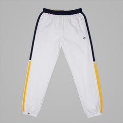 HELAS GANG TRACKSUIT PANT WHITE