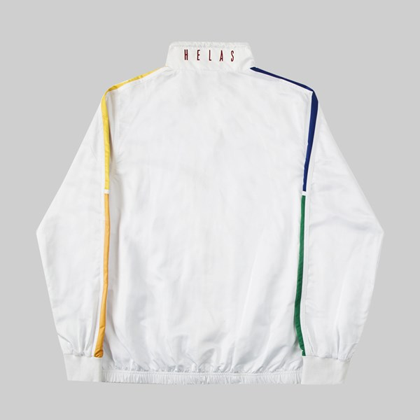 HELAS TRIBY TRACK JACKET WHITE