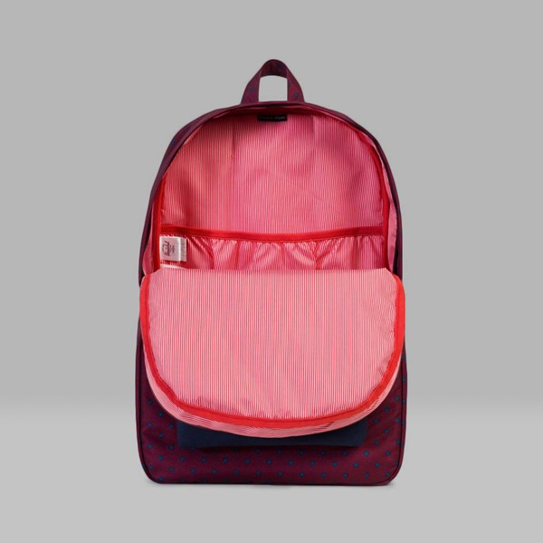 HERSCHEL HERITAGE BACKPACK UNIVERSITY WINDSOR WINE