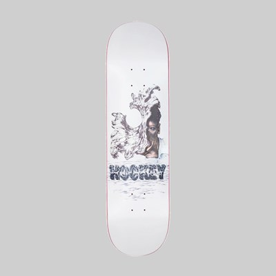 HOCKEY SKATEBOARDS ALLEN 'LIQUID METAL' DECK 8.5