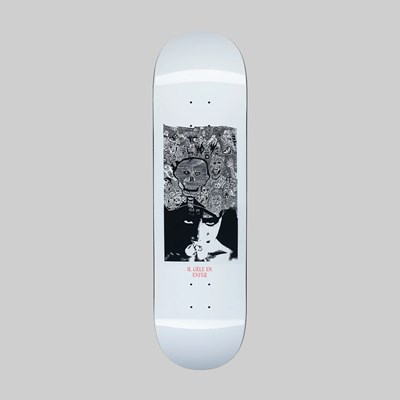 HOCKEY SKATEBOARDS RODRIGUES 'DISRUPTION' DECK 8.5