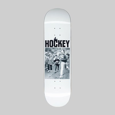 HOCKEY SKATEBOARDS FITZGERALD 'MARATHON' DECK 8.5""