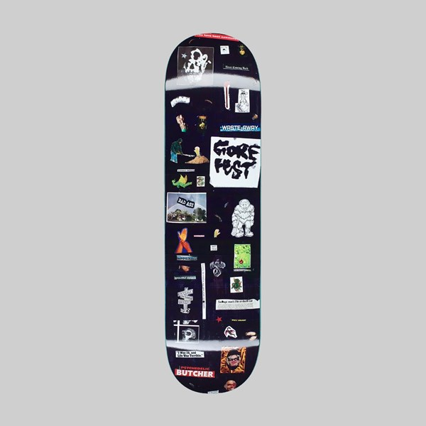 HOCKEY SKATEBOARDS KADOW 'SUMMONED' DECK 8.18