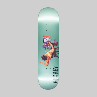 HOCKEY SKATEBOARDS PISCOPO 'ULTRAVIOLENCE' DECK 8.0