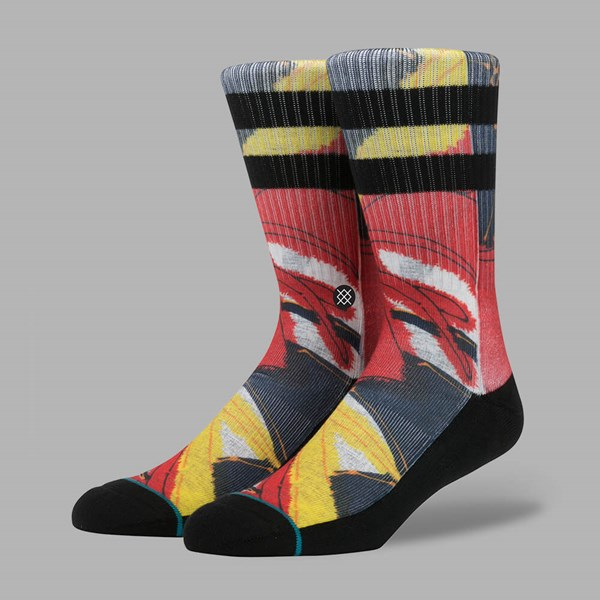 STANCE HOFFMAN DEL REY SOCKS RED
