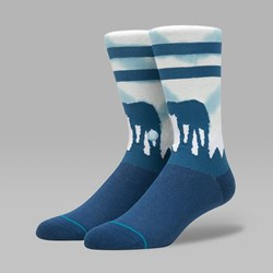 STANCE X STAR WARS HOTH SOCKS BLUE
