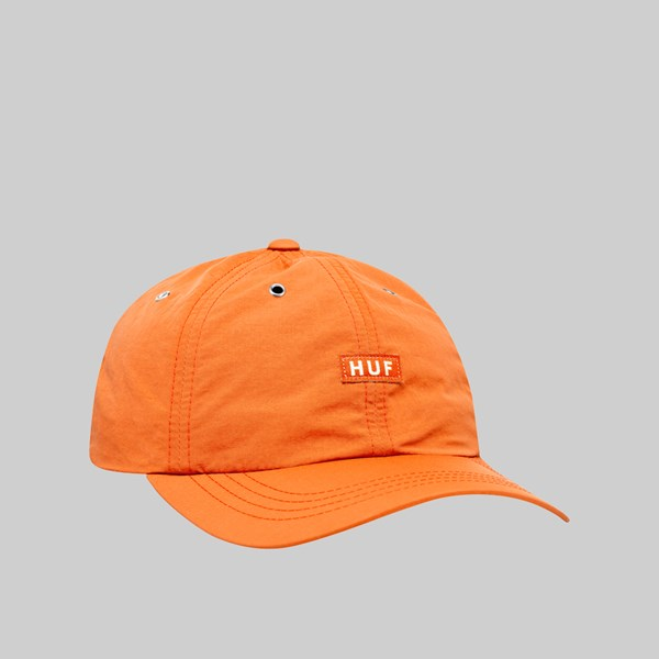 HUF DWR FUCK IT CV 6 PANEL HAT PERSIMMON