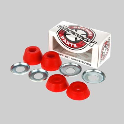 INDY TRUCKS BUSHINGS LOW SOFT 92A RED