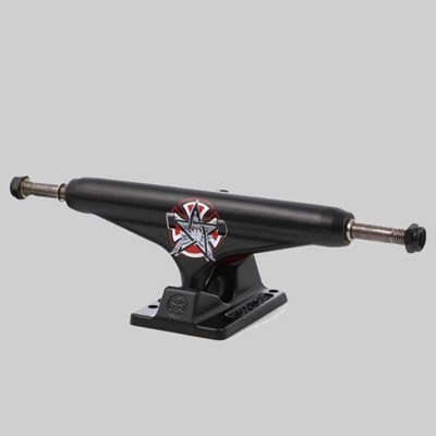 INDY X THRASHER TRUCK STAGE 11 PENTAGRAM BLACK 159MM