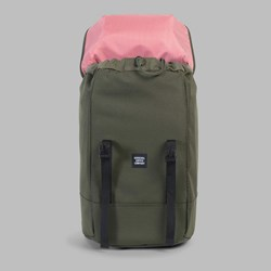 HERSCHEL IONA BACKPACK FOREST NIGHT-BLACK