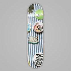 ISLE SKATEBOARDS NICK JENSEN 'ENAMEL' DECK 8.375""