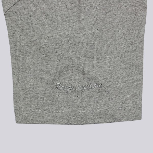 King Apparel All Good T Shirt Heather Grey