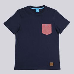King Apparel Insignia T Shirt Navy