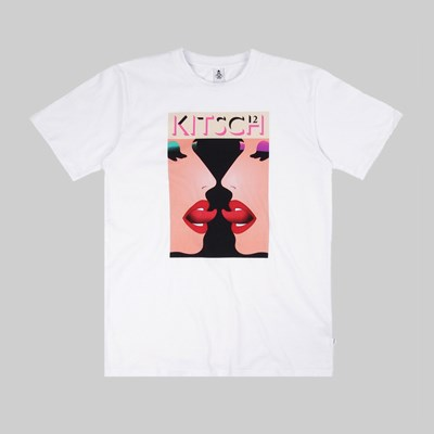 POST DETAILS KITSCH TWO SS T-SHIRT WHITE