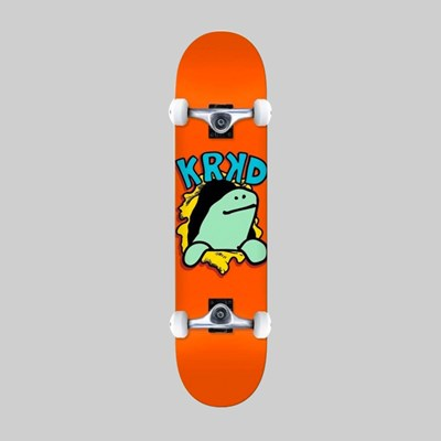 KROOKED COMPLETE SHMOODAY MD ORANGE 7.75""