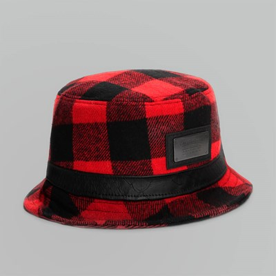 Cayler & Sons Legend Bucket Hat Red-Black