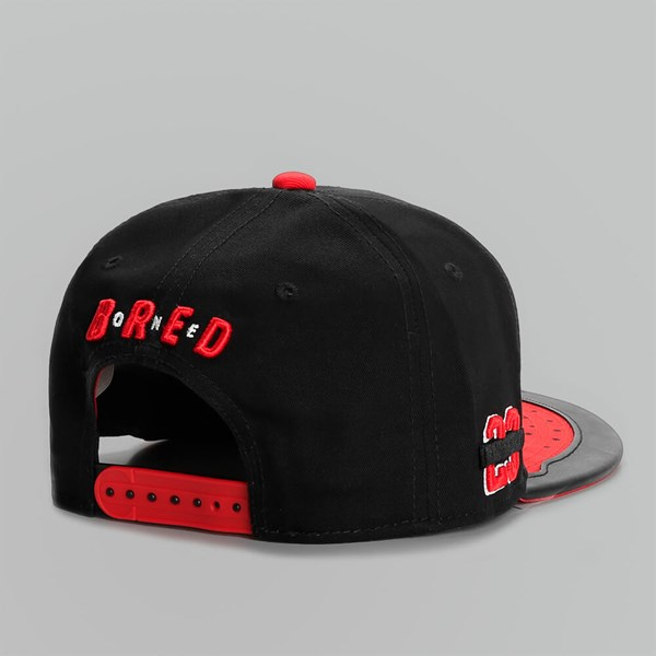 Cayler & Sons Legend Cap Black-Red