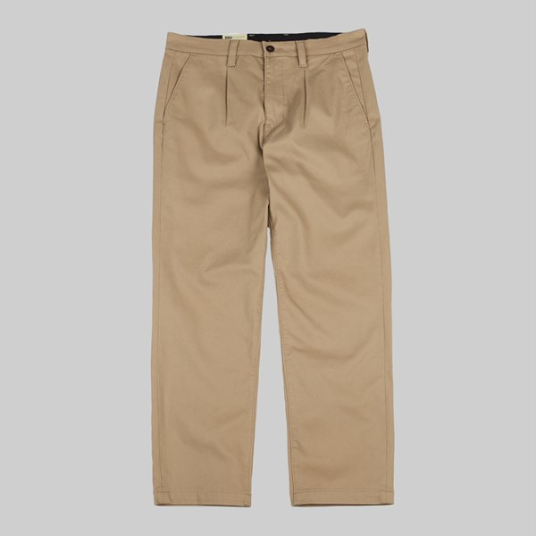 LEVI'S SKATE PLEATED TROUSER HARVEST GOLD