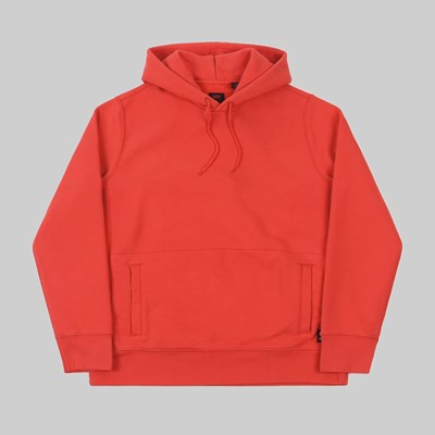 LEVI'S SKATE PULLOVER HOODIE POPPY RED