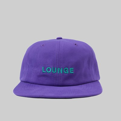 POST DETAILS DISINFORMATION DIVISION LOUNGE CAP PURPLE