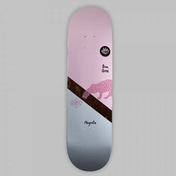 MAGENTA SKATEBOARDS GORE DECK 8.125""