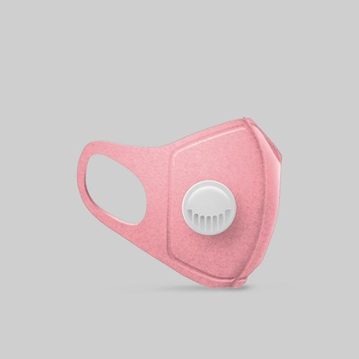 MEDIPOP PROTECTIVE FACE MASKS WASHABLE PINK